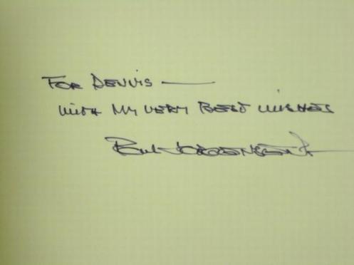 Poul Jorgensen Signature - SalmonFlies