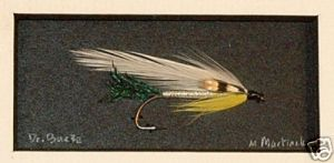 Mike Martinek Jr. Dr. Burke Streamer