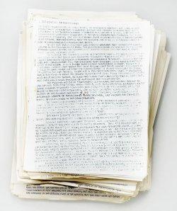 Ernest Schwiebert Trout Original Transcript