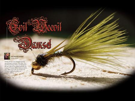 Jeremy Davies - Evil Weevil Damsel