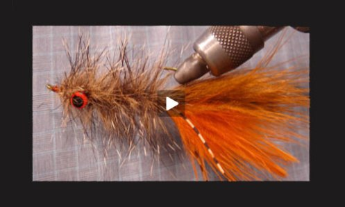 The Sasquatch Streamer by Doug McKinght - Click to view