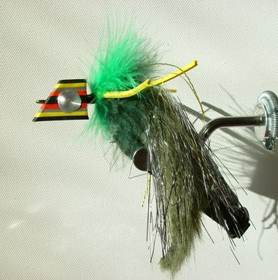 Ballydoonah Bomber Pike Fly