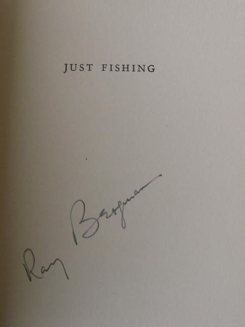 Ray Bergman