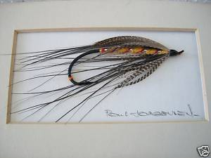 Poul Jorgensen Salmon Fly