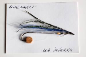 Blue Smelt - Bob Veverka