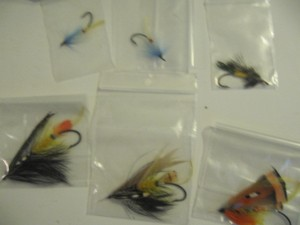 Damian Lee Welsh Dee and Salmon Flies