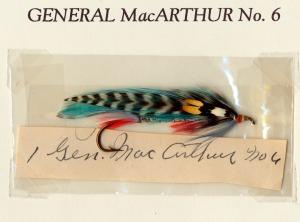 Carrie Stevens General MacArthur